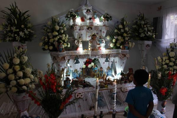 Ofrenda Huaquechula