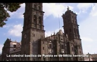 Video: Un recorrido por la catedral de Puebla