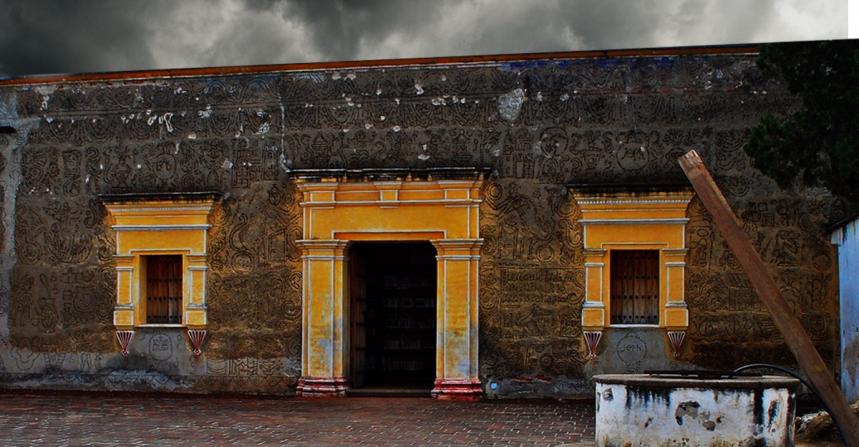 La Casa del Diablo, Cholula - Recorri2